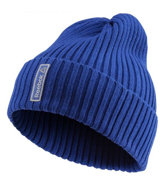 Мужская шапка Reebok SE MENS FLEECE BEANIE BQ1181 оригинал