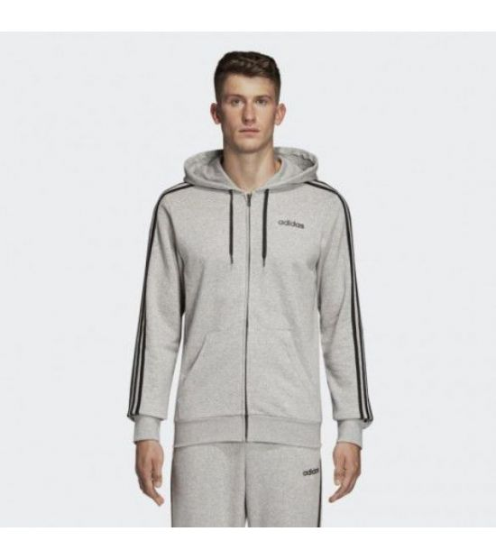 Толстовка Adidas Eseentials 3-Stripes DU0473 оригинал