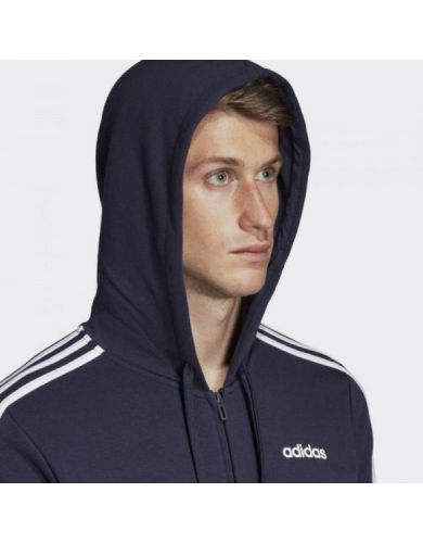 Толстовка Adidas Eseentials 3-Stripes DU0471 оригинал