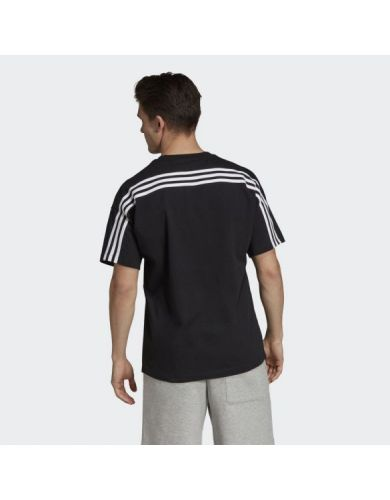 Футболка Adidas Must Haves 3 - Stripes EB5277 оригинал